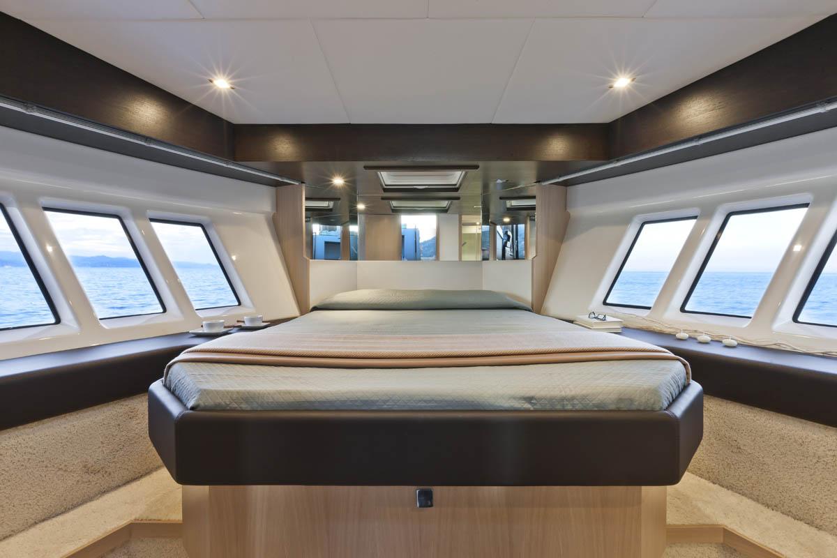 40 FLY - Interiors