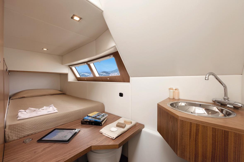 55 FLY - Interiors