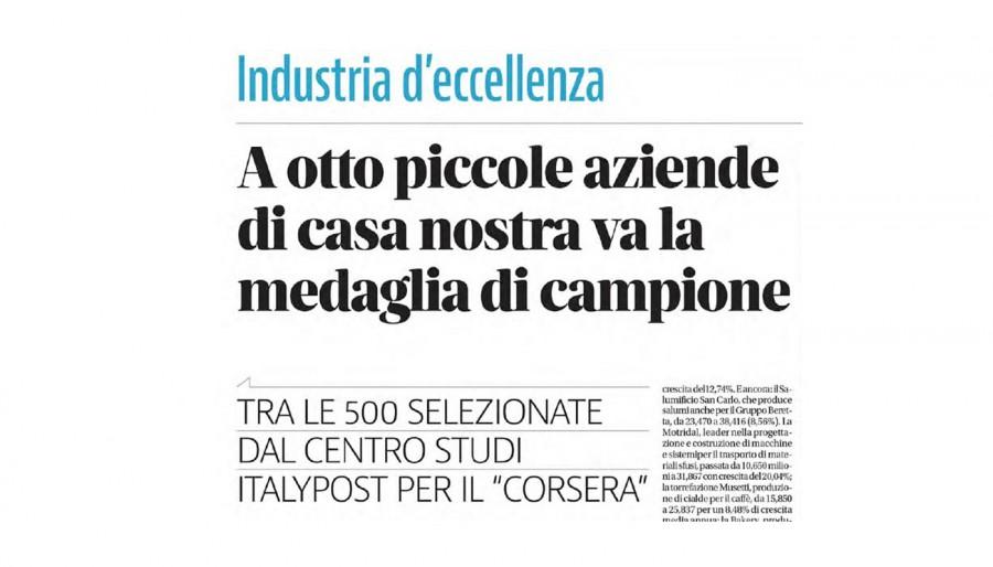Champion Company – ItalyPost Corsera