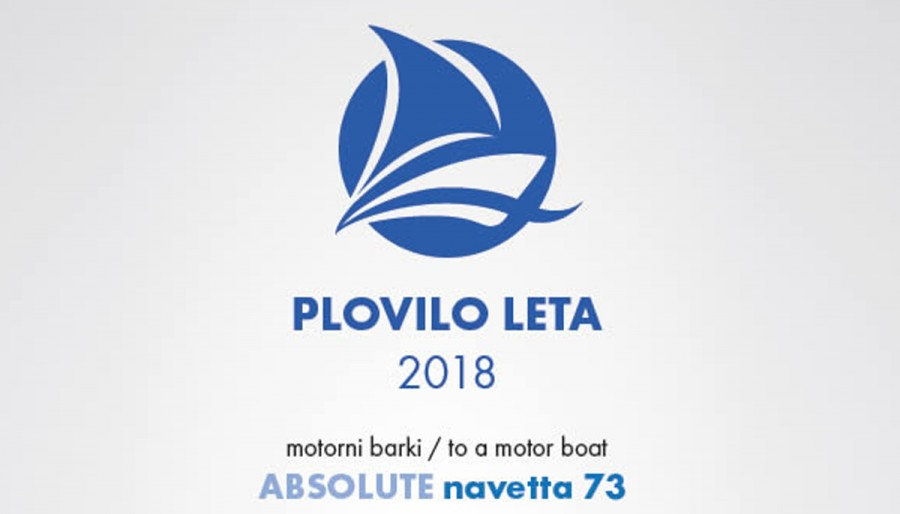 Absolute Navetta 73 Boat of the Year 2018