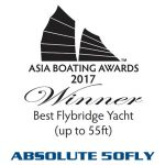 ASIA BOATING AWARDS (2017)