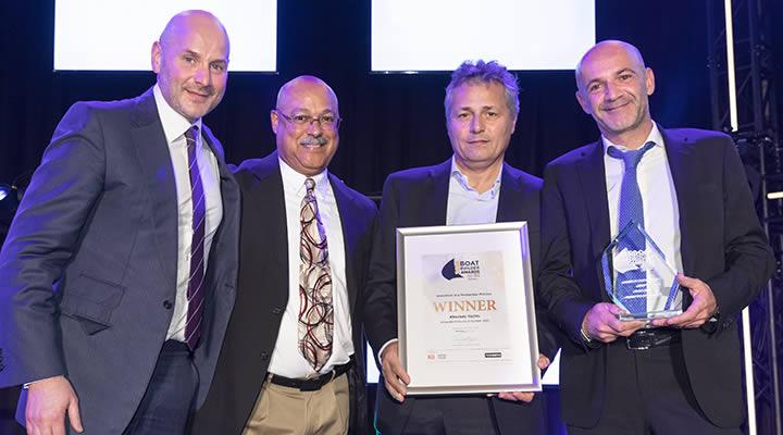 METS 2018 – Boat Builder Awards