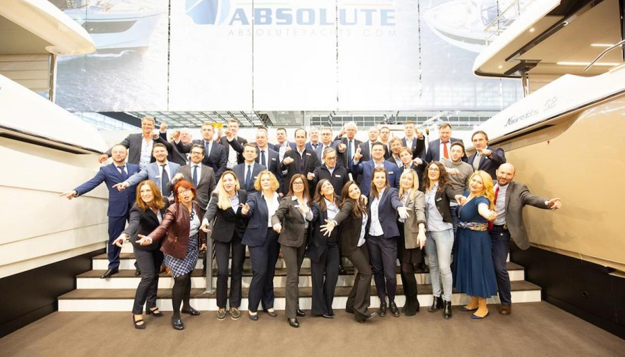 Absolute ha fatto una magia al Boot Düsseldorf 2019