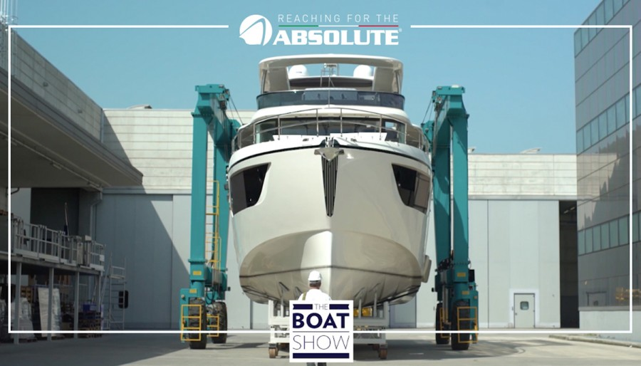 A FACTORY OF PASSION:  WE OPEN THE DOORS OF THE ABSOLUTE SHIPYARD.