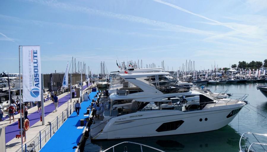 Navetta 68 e 47 FLY debuttano ufficialmente al Cannes Yachting Festival 2019