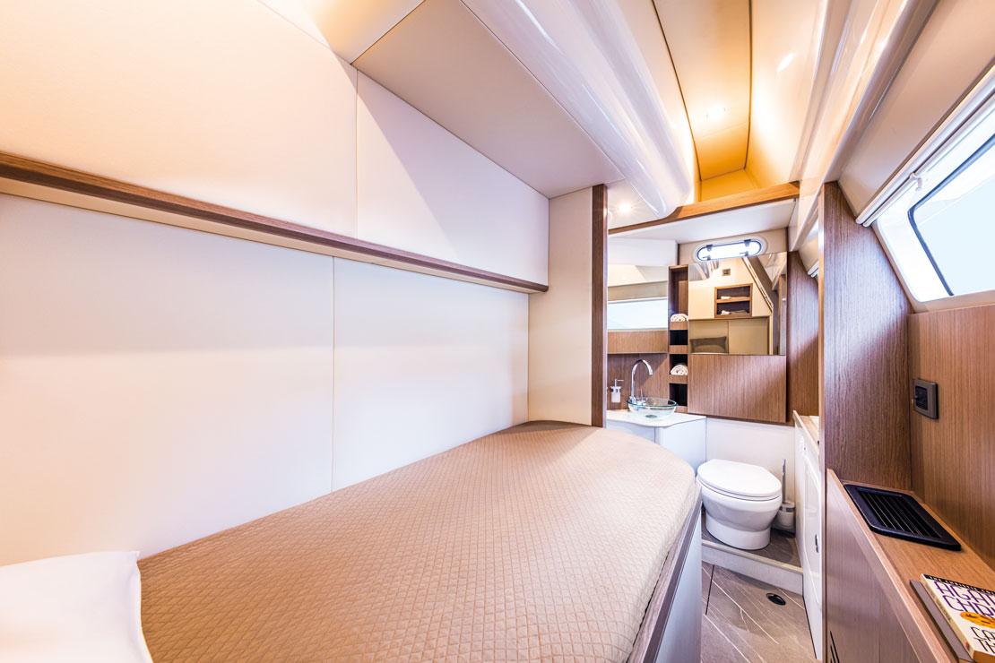 Navetta 52 - Interiors