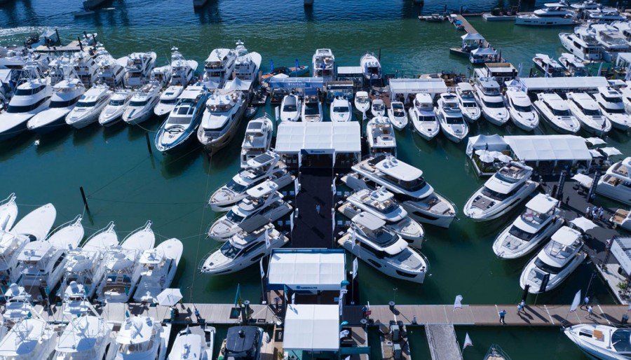 Absolute Yachts – Miami Yacht Show 2020