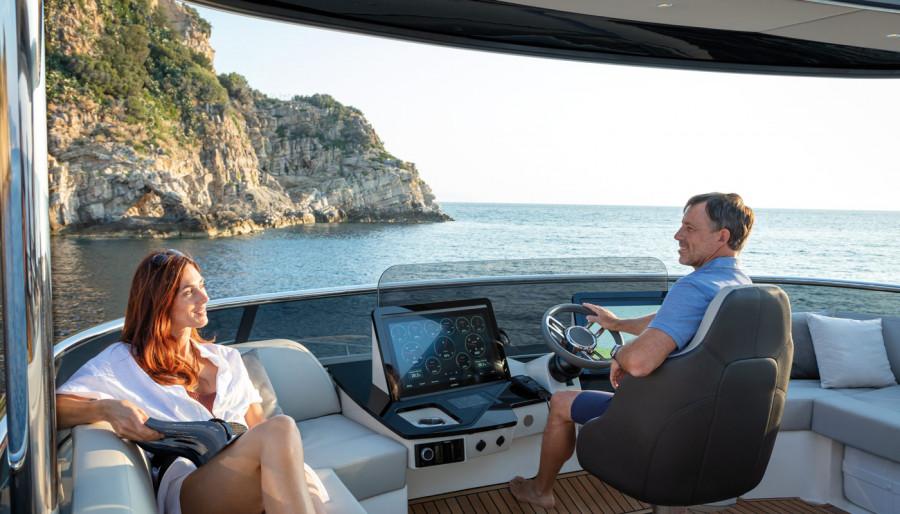 Ingegneria e innovazione nel mondo dei motoryacht: il know-how di Absolute al servizio dell'armatore