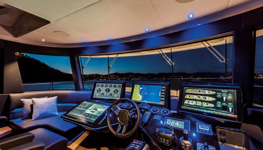 """Absolute primo cantiere con """"Assisted Docking"""" Volvo Penta su tutta la gamma di imbarcazioni"""