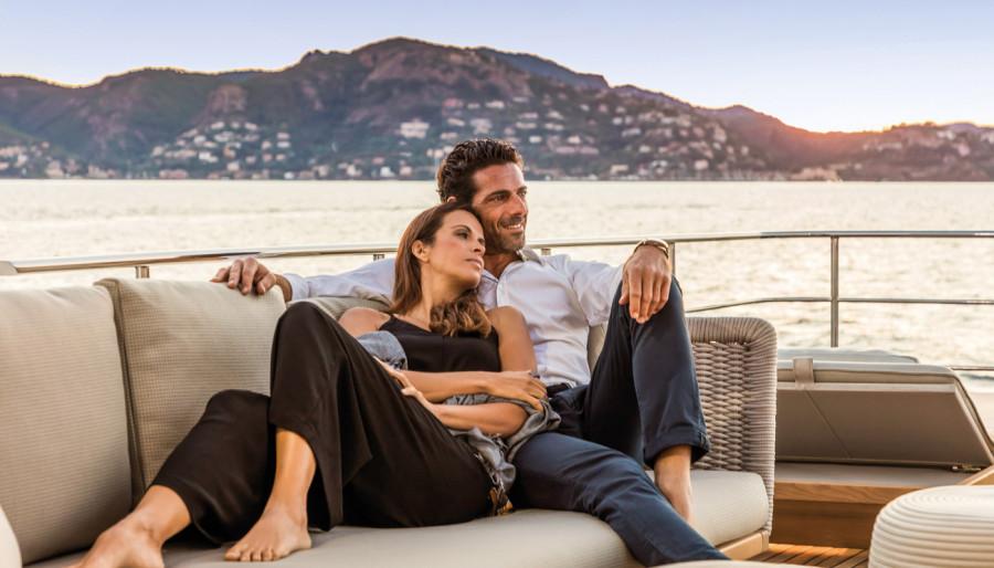 Una nuova concezione di comfort per le nostre barche di lusso