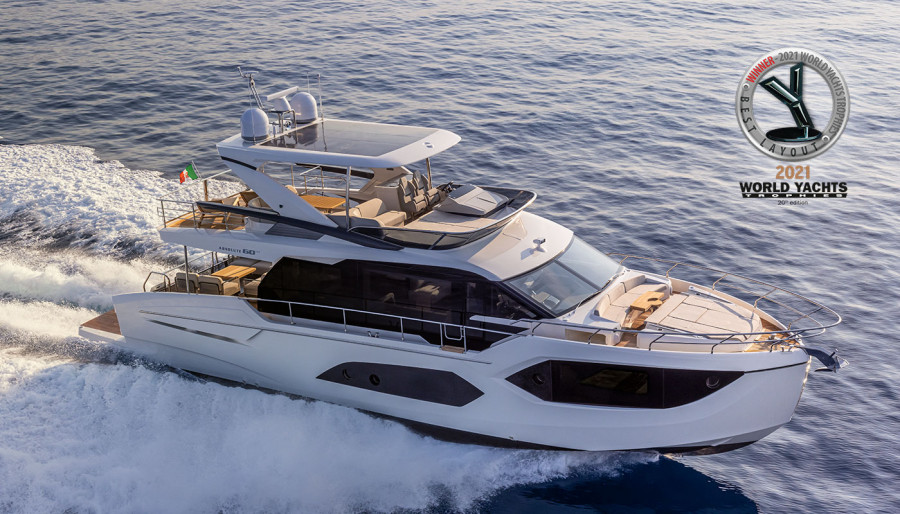 Absolute at Fort Lauderdale International Boat Show 2021