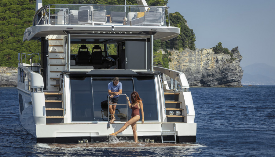 Comfort, Design, Innovation: The New Frontier of Absolute Luxury Yachts